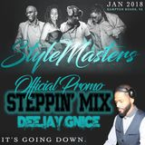 STYLE MASTERS OFFICIAL PROMO STEPPIN' MIX