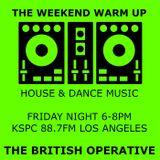 The Weekend Warmup - Jun 30 - 88.7FM Los Angeles - Alex James