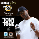 Street Glory on Hot 97 Live 7.16.17