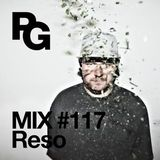 Reso - Playground Mix #117 (Influences Mix / Nov 2012)