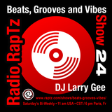 Beats, Grooves & Vibes #24 by DJ Larry Gee