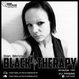 DJ Prisss - Black Therapy EP156