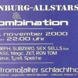 SubZero @ Recombination Nostromo Görlitz 11.11.2000 (CD1)