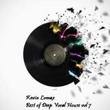 Kevin Lomax - Best of Deep Vocal House vol 7