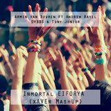 Armin Van Buuren ft Andrew Rayel VS DVBBS & Tony Junior - Inmortal EIFORYA (xAVEr MashUp)