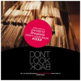 Breaksta - Don't Look Back Mix - June 2012
