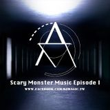 DJ Alvin - Scary Monster Music Episode l [2018 Mix Tape]