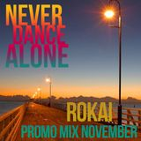 Never Dance Alone (Promo Mix November) by ROKAI