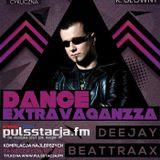 DJ Beattraax - Dance Extravaganzza Live @ Radio Pulsstacja 26-10-2014