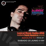 Logical Music Radio by Pervis Navarro & Friends #056 -Adolfo TJ Especial Oasis Summer Festival