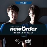 Club Piccadilly 『newOrder』 Official Monthly Podcast Vol,02  mixed by Ray & Shinji