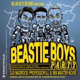 Beastie Boys Party - DJs Mad Rock, Professor Ill & Mixmaster Noise - Kraftfeld Pt. 1 [2011]