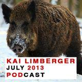 Kai Limberger Podcast July 2013