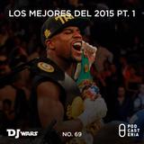 DJ Wars No. 69 -  Lo Mejor del 2015: Jamie XX, LA Priest, Tame Impala, UMO, Baroness, Makthaverskan.