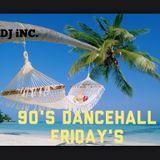 Dancehall Friday's Mix: 4