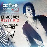 Active Sessions Live #069 Guest Mix LM