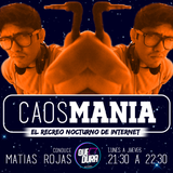 #CaosManía - Miércoles 17 de Mayo 2017 - www.quedura.cl