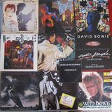 Mr. Frog on Vinyl - David Bowie - Damn 80's 1980-1987