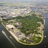 Zaanse Zaken 8 juni 2017: Architect Martijn van der Hout & Bind, de huiskamer van het Hembrugterrein
