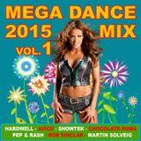 Mega Dance Mix 2015 Vol.1