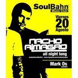 Mark Os warm up Nacho Almagro @ SoulBahn - 20/08/2010
