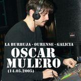 Oscar Mulero - Live @ La Burbuja, Ourense - Galicia (14.05.2005)
