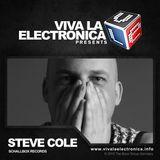 Viva la Electronica pres Steve Cole (Schallbox)