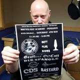 It Could Get Loud! on CHBN with Mark O'Brien -  Paul Pond of Die Spangle EP play through