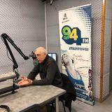 Ο Γιώργος Κουράσης στον 94FM