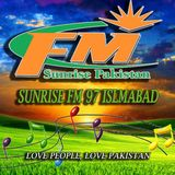 SADA-E-SHAB with TAHIR UBAID CHAUDHRY on Sunrise FM 97 Islamabad 23-04-13