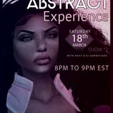Abstract Experience Show #2 W/Garnetjade