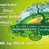 JonasJustus @ ATISHA 29-03-2018 Trancedance Gründonnerstag