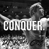 'Conquer' - Workout Motivational Mix (Live Mix by DJ Jovan Ciric)