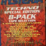 Scorpio, Mr X & The Music Maker - Hysteria 12, The Christmas Cracker, December 1996