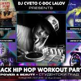 Black Party Workout by C-DOC 15.01.2K18