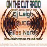 MJOS Live Techno Mix for On The Cut Radio Aired 08-06-19 techno, melodic techno