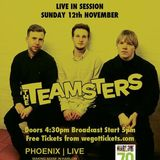 Adam Smith's Black Wax Show 29 - The Teamsters Live - 12th November 2017