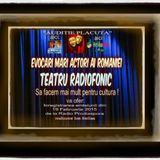 Daca doriti ... teatru radiofonic -  inregistrare de la Radio Prodiaspora