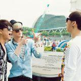 130603 Super K-pop by Sam Carter_Guest - Teo & Yun (Lunafly)