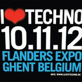 Dave Clarke @ I Love Techno 2012 (10.11.12)