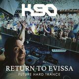 K90 - Return to Evissa