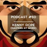 Mute/Control Podcast #50 - Kenny Dope (Masters At Work)