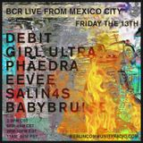 Debit Live From Mexico Friday the 13th