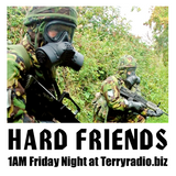 HARD FRIENDS #4 2016-03-04