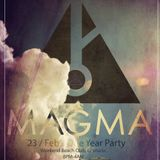 Willy Ricco Aluchin - Magma Anio 1 - Weekend Beach Club Granada