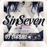SinSeven UK vs US Special // DJ Corey Maj & DJ Cueball