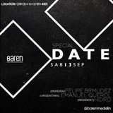FELIPE BRMUDZ (2EYES) - BAREN (MEDELLIN) - 13 SEP 2014