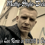 Matty's Live Remix on 11.11.2015 in Chemnitz  . . .