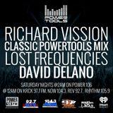 Powertools Mixshow - Episode 2-20-16 Ft: Classic Powertools Mix, Lost Frequencies, David Delano