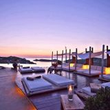 Luxury Platinum Lounge